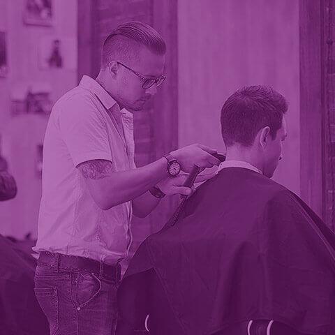 site internet coiffeur barbier barbershop esthéticienne